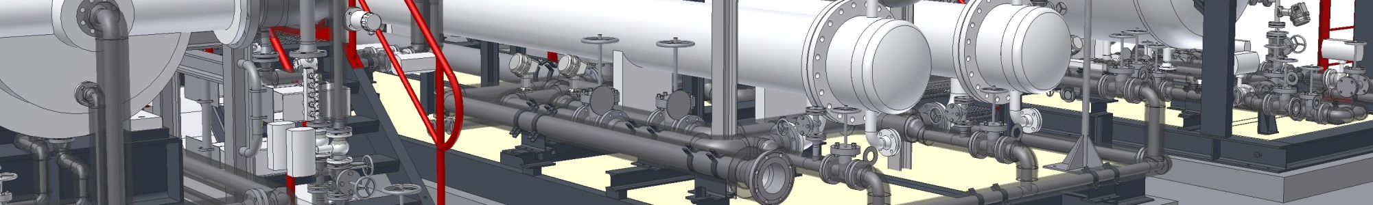 Machinebouw, Olie & Gas Bouw